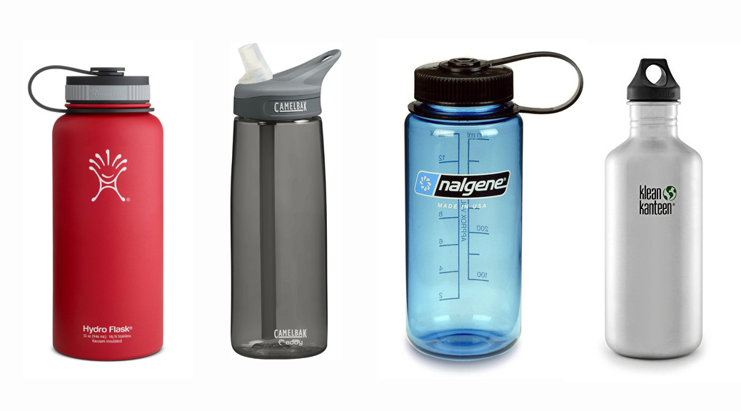 Best Water Bottles For Hiking & Backpacking: 2017 Buyer's Guide