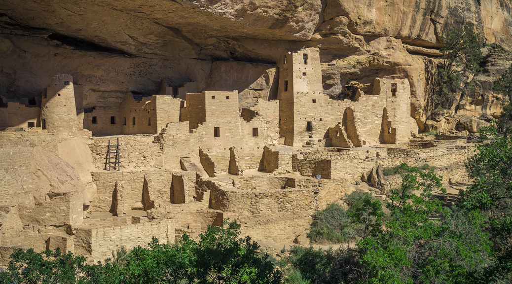 We Went There: Cliff Palace at Mesa Verde National Park