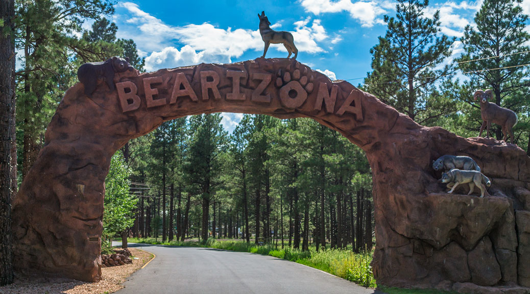 We Went There: Bearizona Wildlife Park