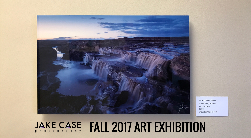 Jake Case's Photography Exhibition at AZ Healing Center